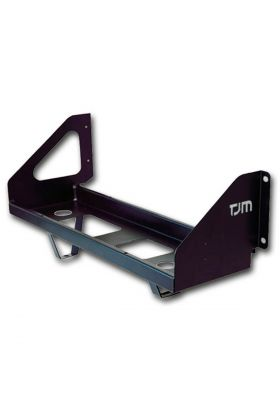 Battery Frame Steel 305mm Powdercoat Black