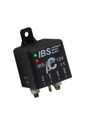 IBS DBR Dual Battery Charging System 200A