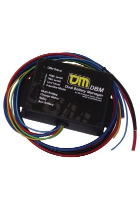 TJM IBS DBM 20A DC-DC Charger & Manager