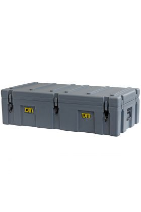 Space Case Poly 1100 X 550 X 450mm Grey