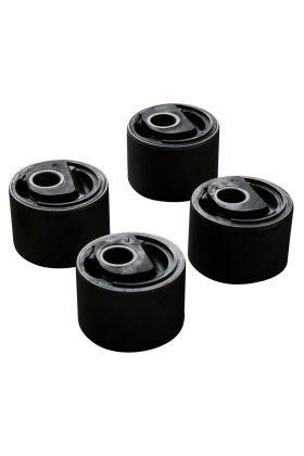 XGS Castor Correction Kit 2.5 Degree Rubber Bush