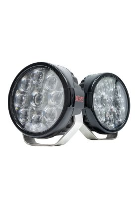 """Xray Vision DLZ 220 Series 9"""" 90W Dual Switching Combo"""