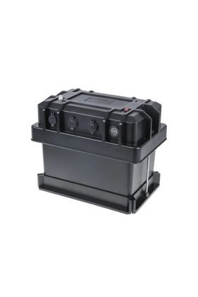 ASHDOWN THUNDER HEAVY DUTY 12V BATTERY BOX