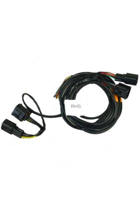 Plug N Play Ford RANGER / BT50 07+ Direct Fit, TYP 2