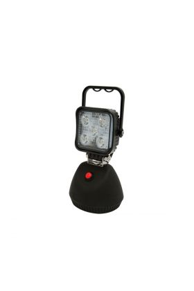 WORK LIGHT  LED RECHARGEABLE MAGNETIC BASE