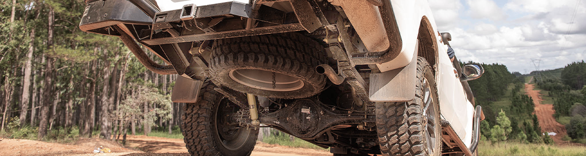 Enhance your vehicle's handling, ride and load-carrying capabilities with TJM's range of 4x4 suspension upgrades.