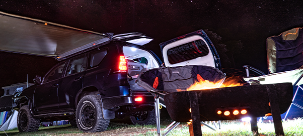 The perfect spot for the one-nighter.