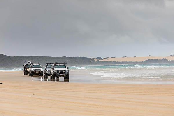 Sandy Cape, Fraser Island