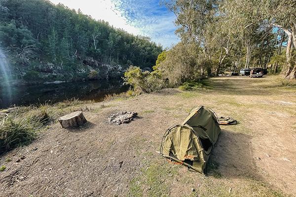Sundown National Park Camping