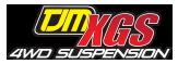 TJM XGS Suspension
