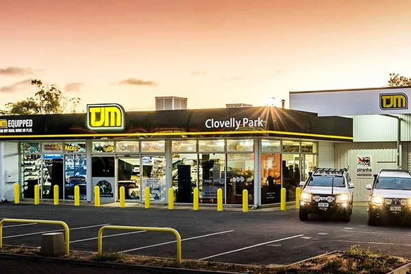 TJM Clovelly Park Adelaide